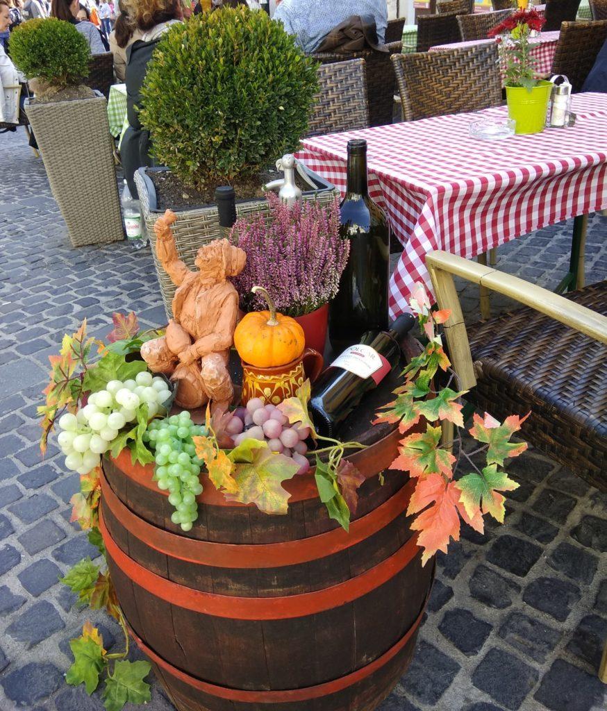 Harvest celebration