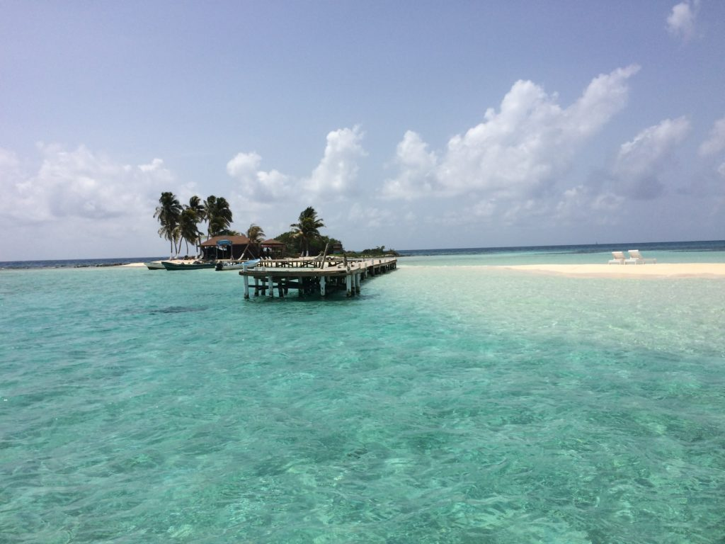 Teeny, Tiny Island Paradise Goff A most memorable cruise shore excursion Cay, Belize.!