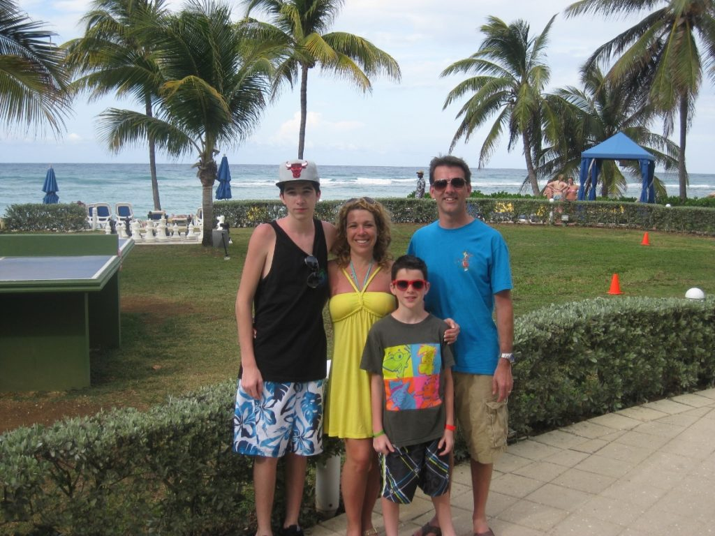 Throwback to Jamaica on an amazing Family Cruise on the Oasis of the Seas