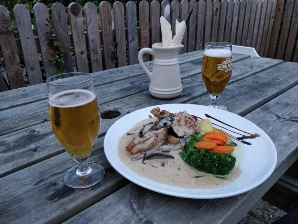 Pub Dinner