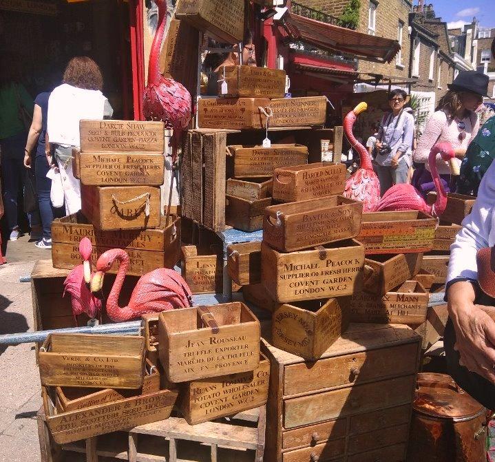 Portobello Market Place