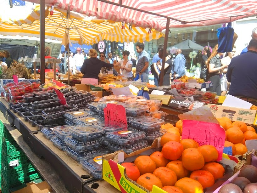 Portobello Fruit Market