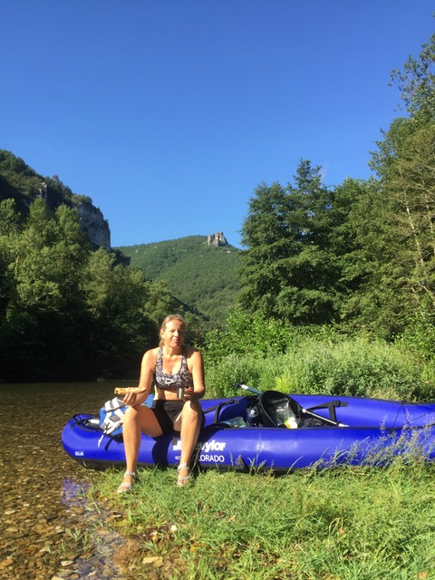 Interview Series - TGD kayaking Dourbie France Jul18