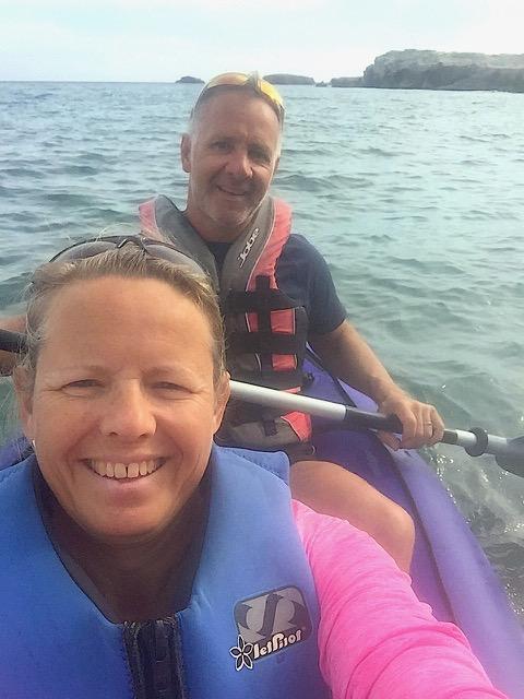 Interview Series - TGD sea kayak Cabo de Gata Spain Mar19