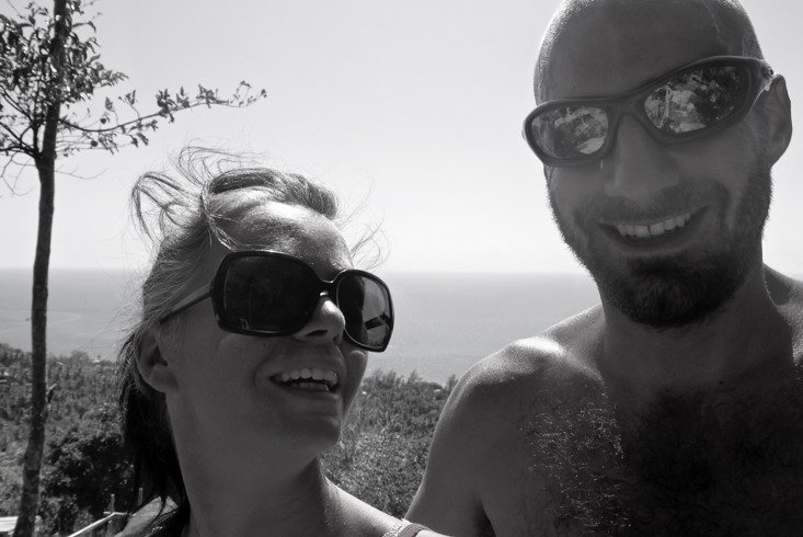 Travel Bliss Interview - Dominic & Lia Evans