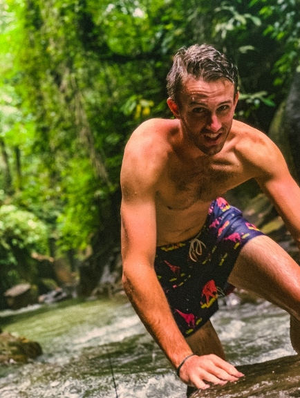 Travel Bliss Interview - Wanderwayer Adam