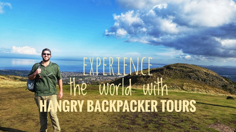 Interview Series - John Paul - The Hangry Backpacker